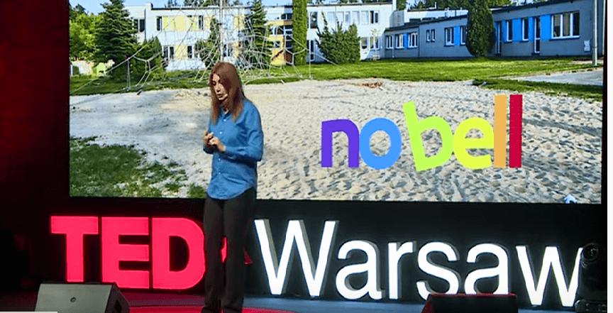 Oedukacji bez ram utartych metod podczas TEDx Warsaw 2019