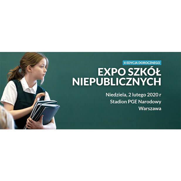 """""""NoBellujemy"""" naExpo Szkół Niepublicznych OurKids"""
